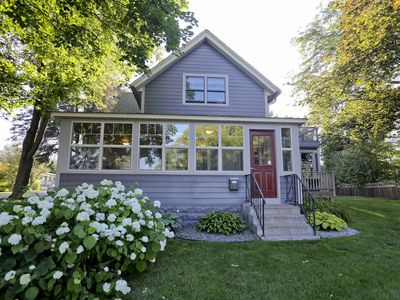 St. Croix Riverview Home...Walking Distance to Downtown Stillwater