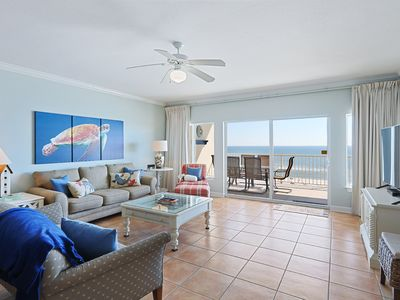 Photo for Admirals Quarters Beach Front 3BD/3BA | Outdoor/Indoor Pool | Perfect Views