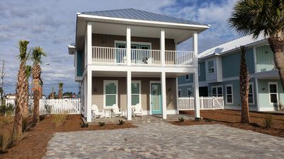 Photo for Newly-Renovated Beach Home with Private Pool and Quick Beach Access!