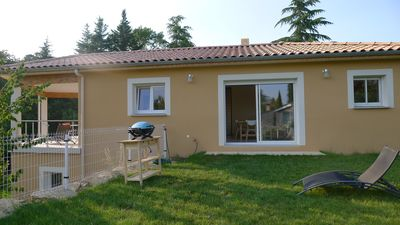 Photo for Brand new quiet House 8 pers South of Ardèche