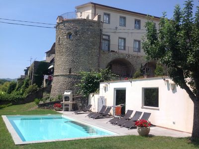 Photo for 5BR Villa Vacation Rental in Soliera (MS), Toscana