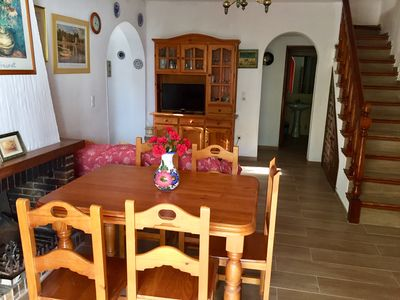 Photo for Villa for 6/9 people next to Denia Beach