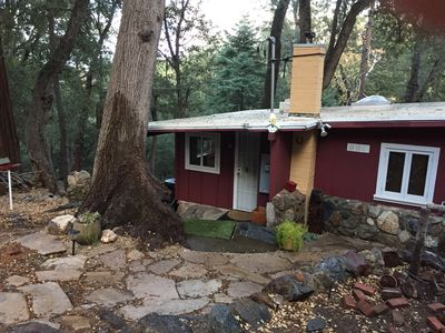 3br Cabin Vacation Rental In Palomar Mountain California