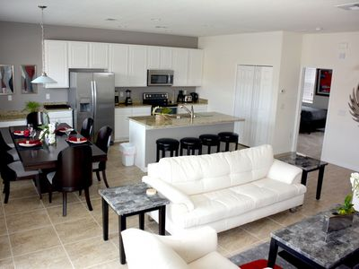 Photo for Beautiful home in Kissimmee near Disney Parks (851)