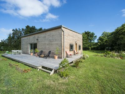 Photo for Beautiful loft wood siding, exceptional 800 m from the sea Trelevern