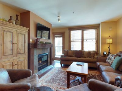 Photo for Beautiful Top Floor 3 Bedroom Condo at The Springs in River Run Village