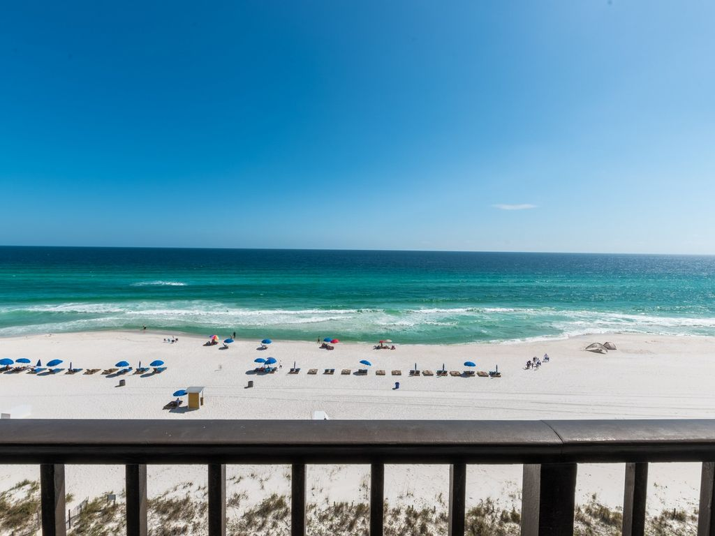 Aqua Vista W706 West Panama City Beach