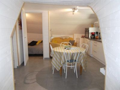 Photo for Apartment Saint-Diéry, 1 bedroom, 2 persons