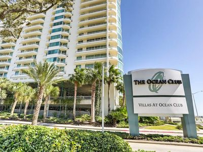 Photo for Ocean Club 1507 Beautiful Beachfront Condo