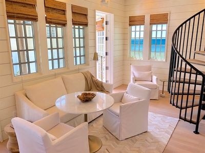 Photo for Gulf Views - Rosemary Beach Carriage House - 2 FREE bikes! - `Frog Cottage`