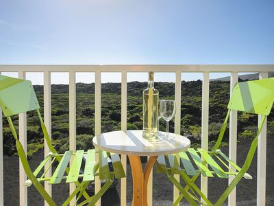Photo for Beautiful Apartment with Balcony, View, and Wi-Fi; Close to Lagoons