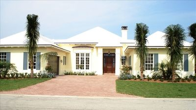 Photo for Designer Decorated  Home - Private Access, Walk to Beach - Large Pool & Spa!