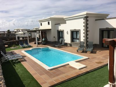 Photo for VILLA LOS ALISIOS is a great villa with private pool