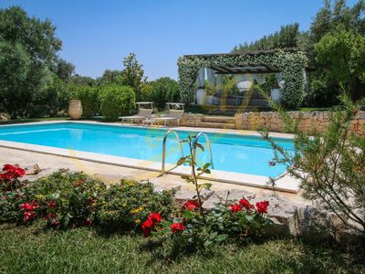 Photo for DIMORA DI GENNA - Villa for 4 people in Castellana Grotte