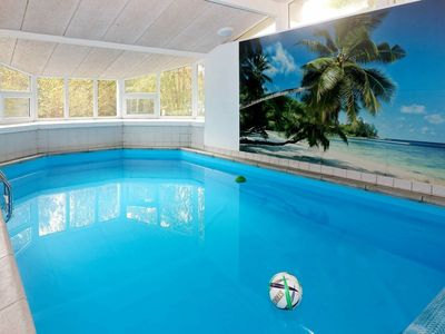 Photo for Exotic Holiday Home in Hadsund with Whirlpool
