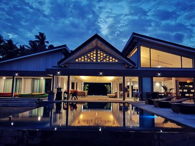 Luxury Villa Jessivia Beach by Lagoon Dream