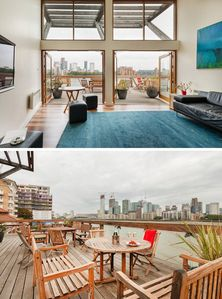 Photo for Award-Winning Converted Riverfront Warehouse Apartment