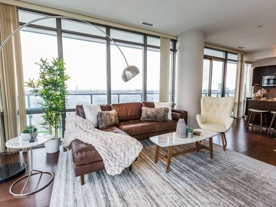 Photo for RATE DROP! - Clean and Sanitized - High-End 3-Bedroom Condo on Bay Street