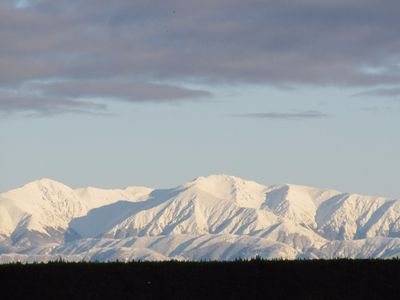 Photo for Eyreview Retreat - Views Of The Southern Alps