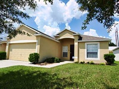 Photo for Family vacation home with easy access to all the Orlando popular attractions!