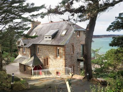 Photo for Vacation home Roch Glaz (PGC103) in Perros Guirec - 8 persons, 4 bedrooms