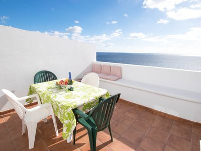 Photo for Classy bungalow with pool & 300Mb, 500m from sea - Bungalow for 4 people in Candelaria