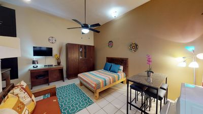 Photo for 1BD Studio for rent in Downtown, Puerto vallarta