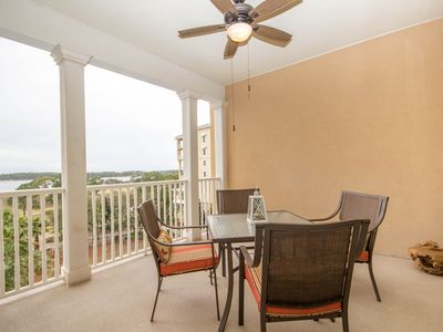 Photo for Waterfront Condo with Pool and Waterfront Restaurant