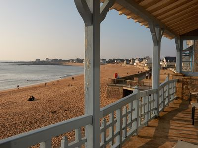 Photo for Exceptional location - House on the beach - 7 bedrooms including 5 sea views