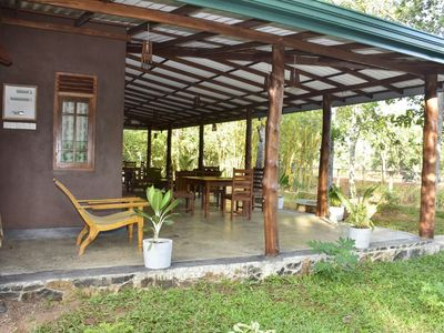 Photo for A two bedroom lodge owned by a Safari Ranger with over 20 years of experience.