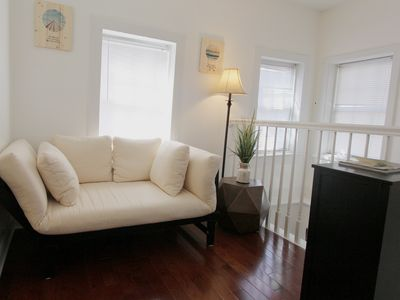 Photo for The Escaper - Downtown Apartment - 2 Blocks From King St. Free parking.