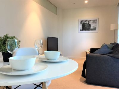 Photo for Cozy apartment moments from the CBD!
