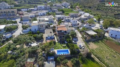 Photo for 4BR Villa Vacation Rental in Kaliviani, crete