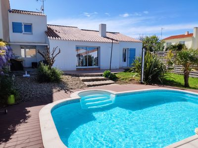 Photo for House with swimming pool district of Chaume les Sables d'Olonne