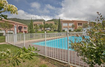 Photo for Pretty T2 - St-Florent, 5 minutes from the beach, with swimming pool