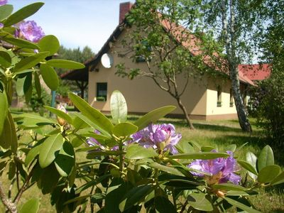 Photo for near the forest, lake, rest and relaxation, comfortably furnished, large garden,