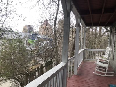Photo for 1BR House Vacation Rental in Asheville, North Carolina