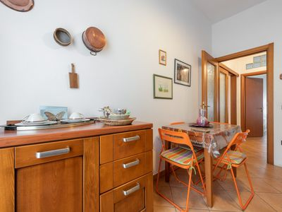 """Photo for Charming Holiday Apartment """"Casa Chiardiluna"""" with Wi-Fi & Balcony; Parking Available, Pets Allowed Upon Request"""