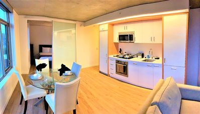Photo for Steps to Pike Place - Awesome 2 Bedroom in Downtown!