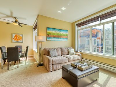 Photo for Downtown seattle urban retreat, shared swimming pool and hot tub!