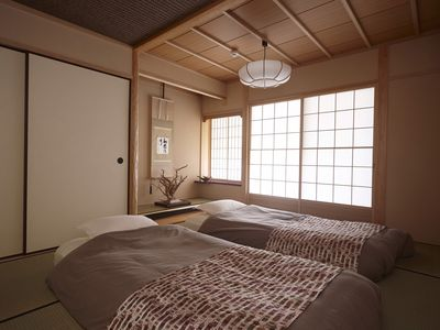 Photo for luxury Japanese town house near Nijo City (3 bedrooms and 2 bathrooms)