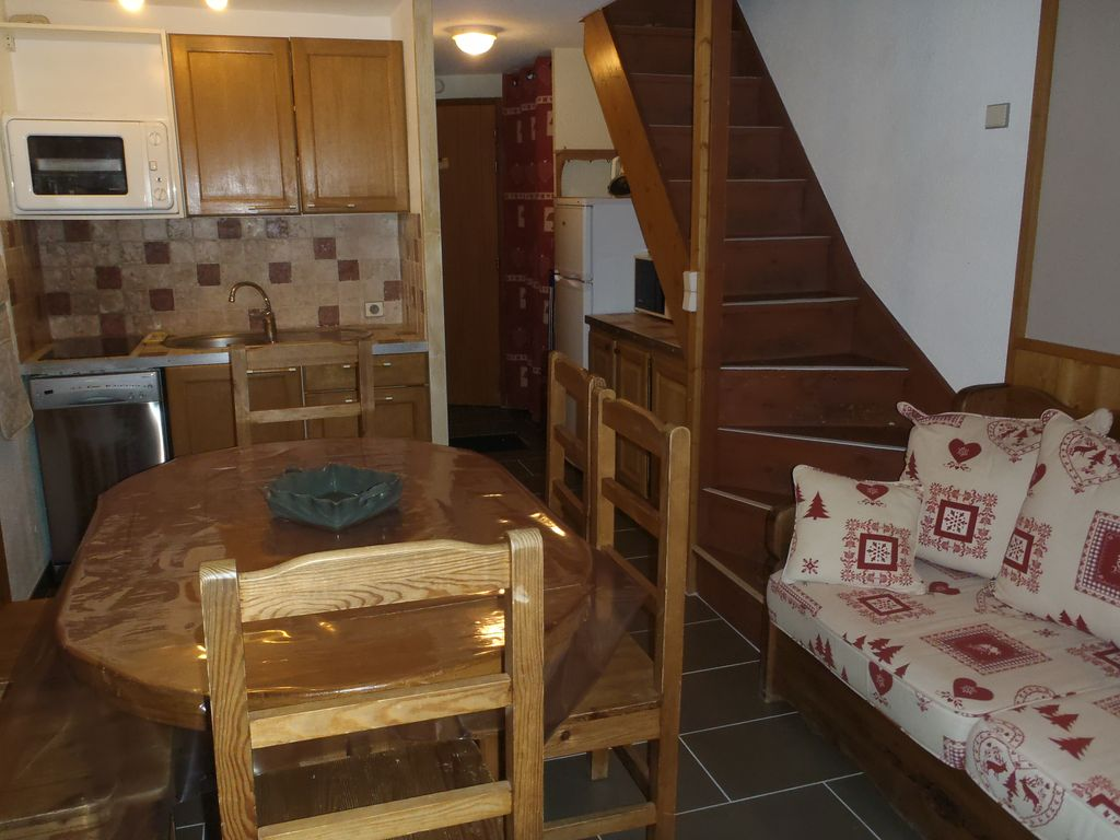 location appartement ski homelidays