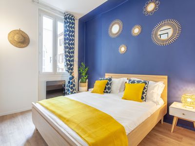 Photo for ★ Sunny Morning Beautiful Apartment OldPort Basket ★