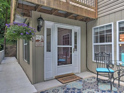 Photo for NEW! Fairview Apartment w/Deck 9.5 Mi to Asheville