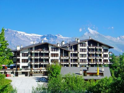 Photo for Apartment Mont Rouge G3 in Nendaz - 5 persons, 3 bedrooms