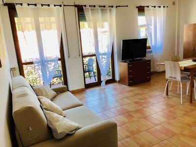 Photo for 1BR Apartment Vacation Rental in Peschiera del Garda, Veneto