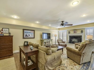 Photo for 3 bedroom/ 2.5 bath Fazio townhouse located in Palmetto Dunes, close to the beach and pool!