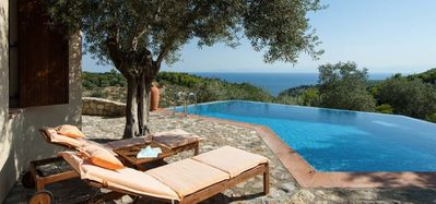 Photo for luxury Villa with swimming pool and breathtaking views