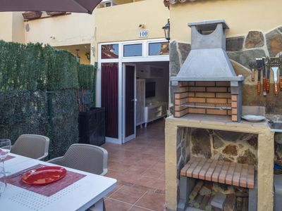 Photo for Bungalow private terrace barbecue l by Lightbooking
