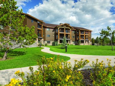 Photo for Yellowstone 2BR2Ba Worldmark Resort Updated units! 3Blocks to west Gate1 BEST!